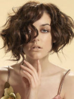 Short Natural Wavy Haircuts