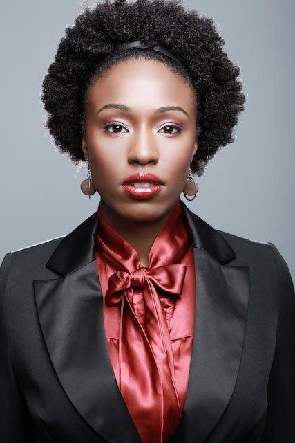 Natural Hairstyles For Work Women