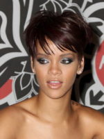 Short Hairstyles For Long Faces With Side Bang