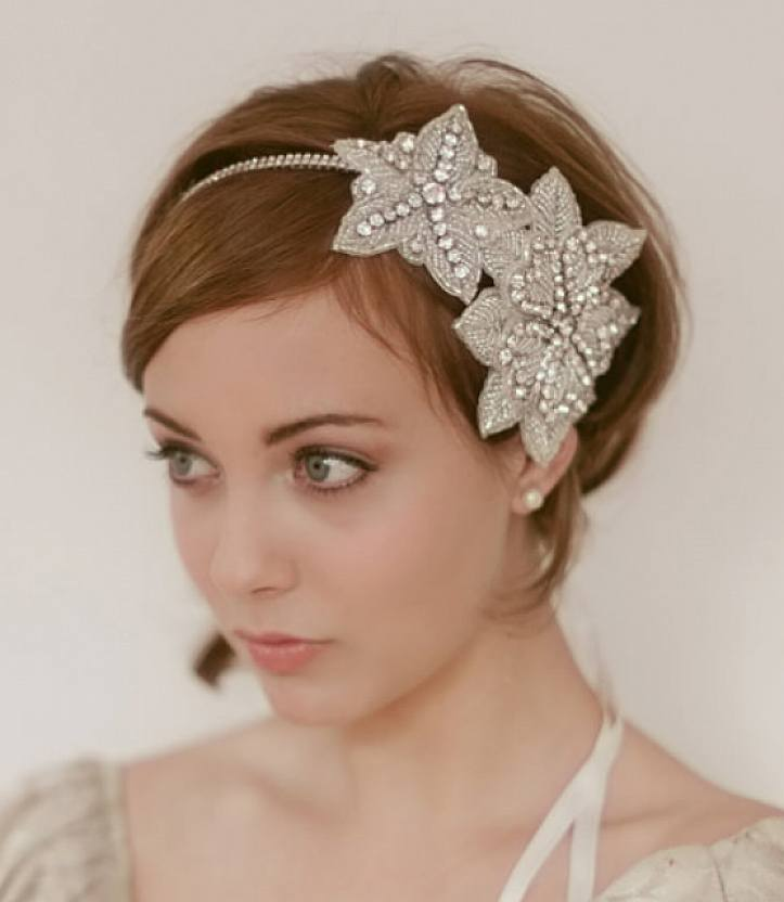 Short Hairstyles with Headband