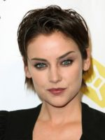 Short Natural Hairstyles For Long Face Women