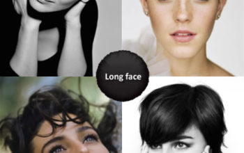 Short Natural Hairstyles For Long Faces